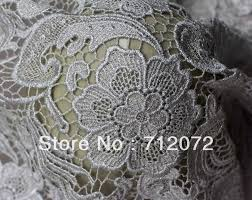 Nylon Embroidered Fabric