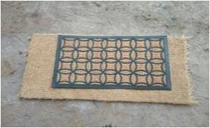 SK8- COIR WITH RUBBER MAT Stock