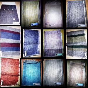 100% Linen and Linen Blended fabric Stock