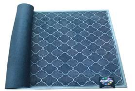 FANCY COLOR RUBBER MAT Stock