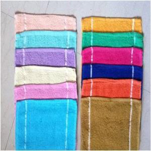 Terry Dish cloth set of 2 Stock