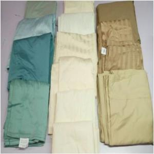 100% COTTON MILLMADE  FITTED SHEET STOCK