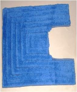 3 Pc Bathmats Sets Stock