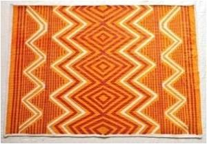 Cotton Printed Rug Stock