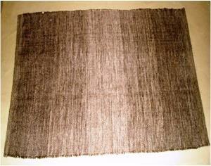 Hand Woven Woolen Rugs Stock