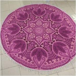 Round Foutah With lace Stock