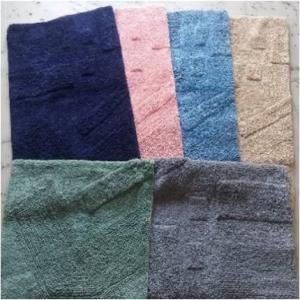 COTTON AND CHENILLE BATHMAT Stock