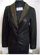 Pure leather Ladies Jacket