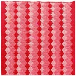 Hand Woven Dobbie Cotton Rugs Stock