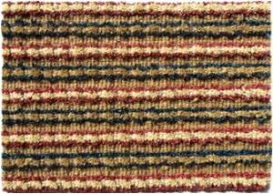 Coir-Grass Multi color stripe  Stock