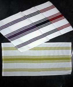 Terry kitchen towel Stock
