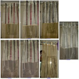Polyester Tissue Curtains