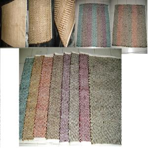 JUTE COTTON BLENDED RUG