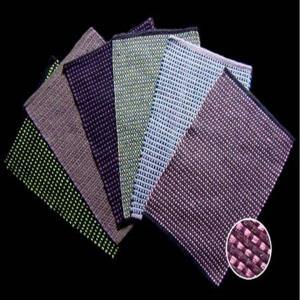 Cotton weaved mat