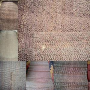 Hand Spune  brided Jute Rugs