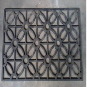 Rubber Iron Mats