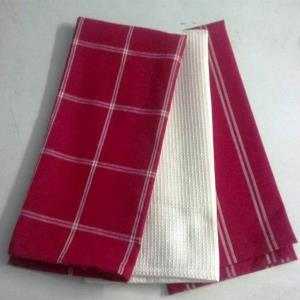 3 Pc Kitchen Towel Set