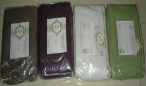 Cotton Bed Cover stock