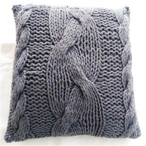 Designer Knitted Cushion Covers