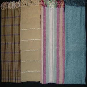Assorted throw