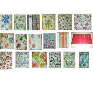 Grommet Curtains Stock.