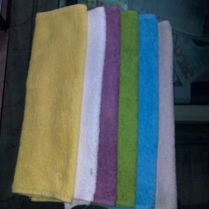 Colored Terry Towel Surplus available: Apprx 50 K