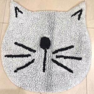 Cat Shape bathmat