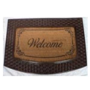 Rubber moulded coir Grill mat stock