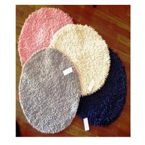 Chenille Round Shaggy stock