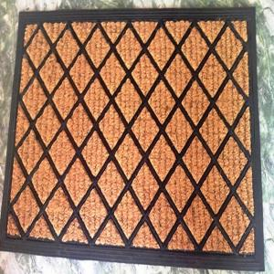 ( HEAVY COIR)RUBBER MAT STOCK