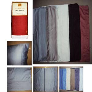 Sateen Pillow cases stock