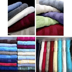 Bath towel stock