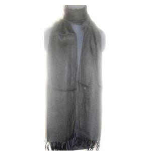 Linen scarf stock