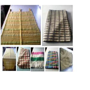 Voile  curtain stock