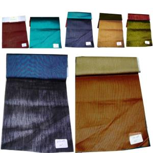 Blended Silk Fabric Stock