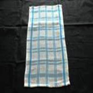 CHECKED DISH CLOTH STOCK