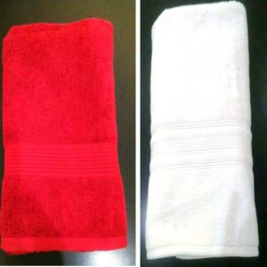 Zero Twist Soft Solid Bath Towels stock
