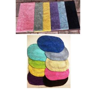 ract,Oval Bathmat stock