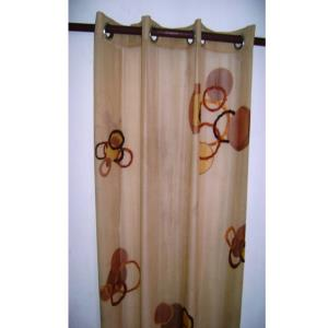 Embroidery curtain stock
