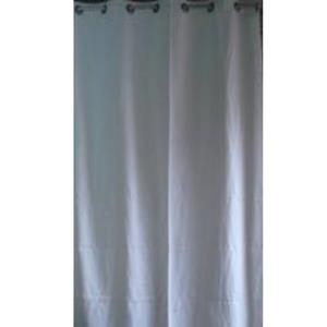 100% COTTON DRILL CURTAINS STOCK