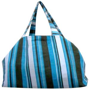 Stripe Canvas Bag RK-B-01