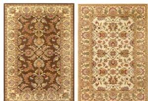 HAND-TUFTED WOOLEN CARPETS