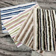 Latex (white Gel) backed Bathmats stock