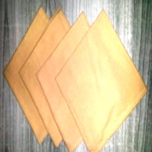 4 PK SOLID NAPKIN STOCK