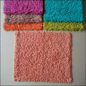 Shaggy Bathmat Stock