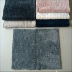 micro bath mat Stock