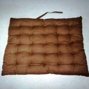 Chair cushion  (Chair pads ) with cotton filling Stock