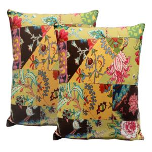 Exiquisite Multipatch Cushion Cover
