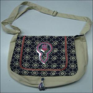 Cotton Bag - Guatmala stock