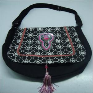 Cotton Bag - Guatmala stock